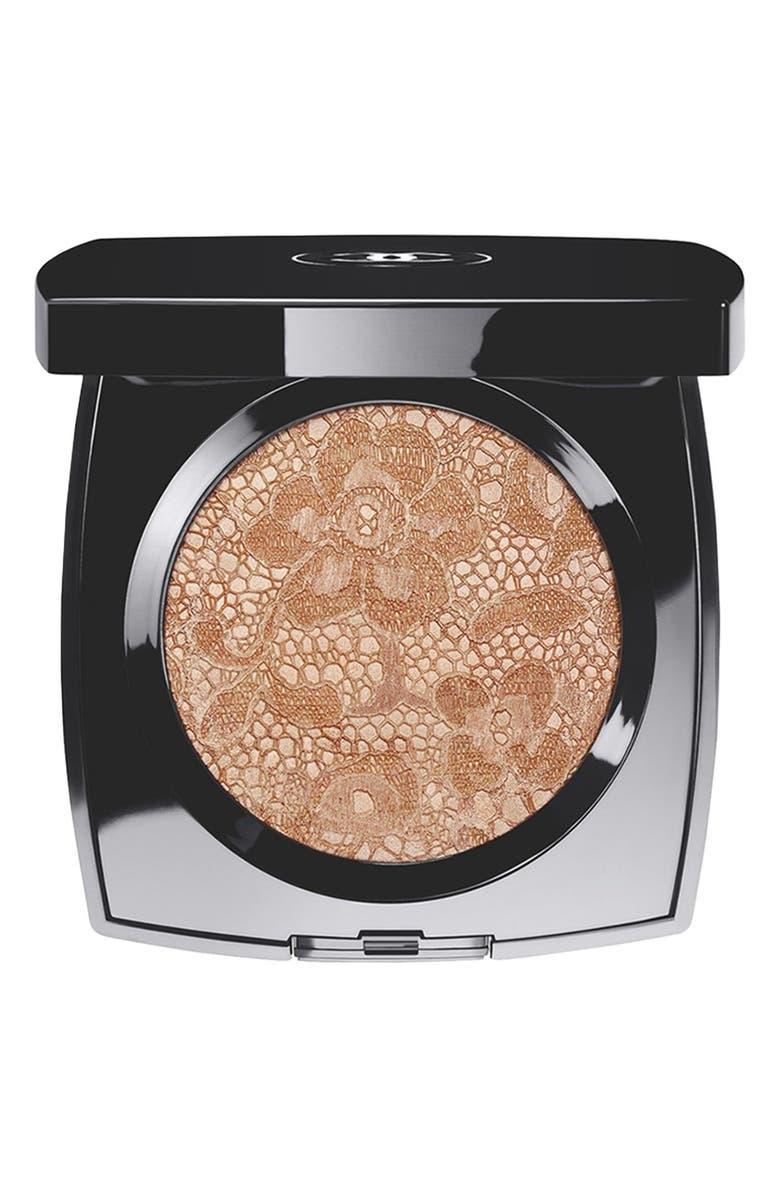 CHANEL DENTELLE PRÉCIEUSE <br />Illuminating Face Powder, Main, color, 000