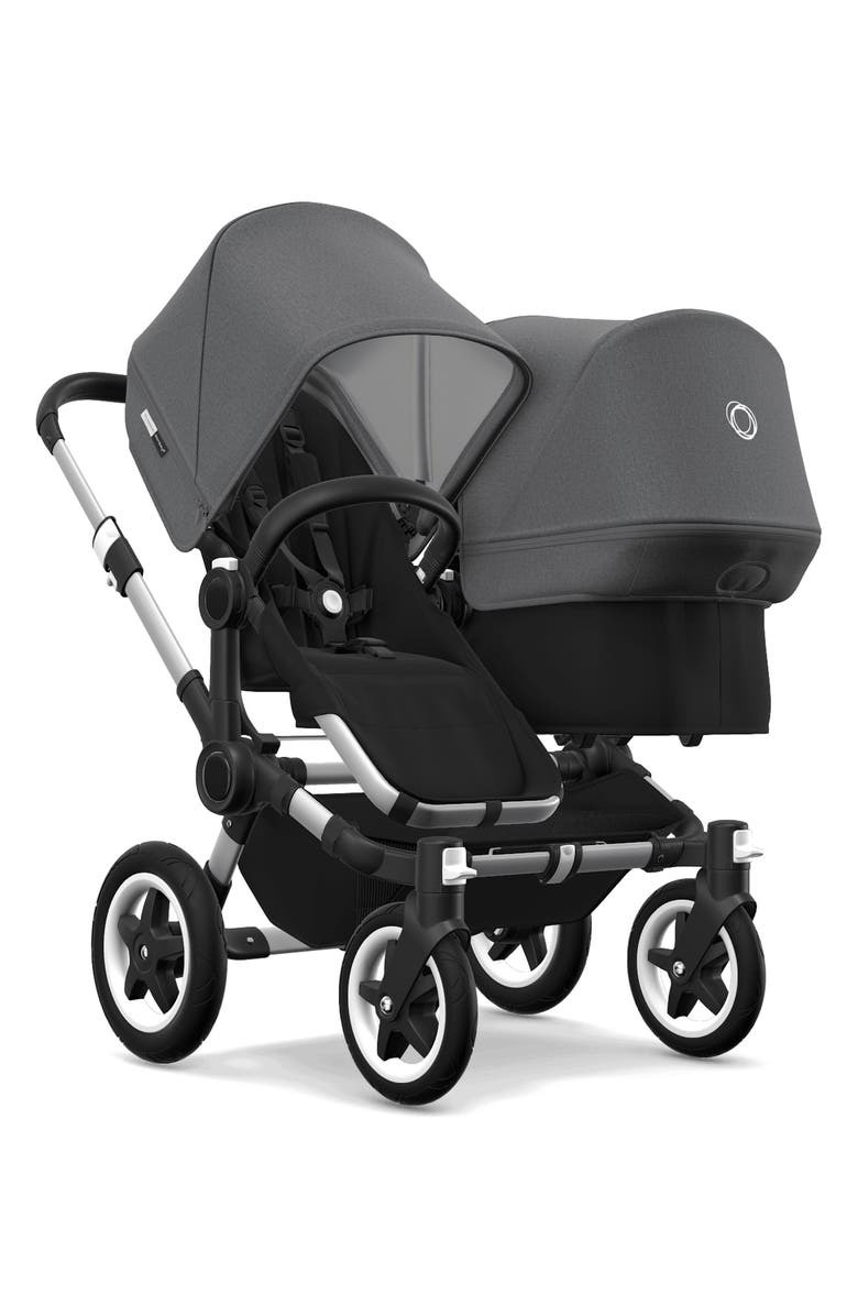 BUGABOO Frame Seat Extension for Donkey2 Stroller, Main, color, GREY