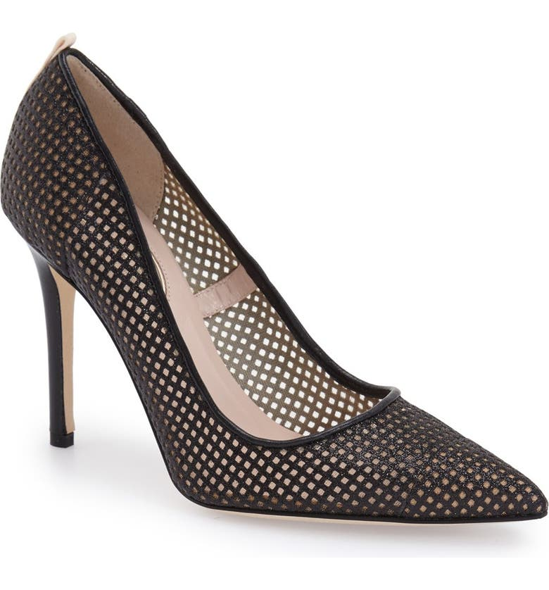SJP BY SARAH JESSICA PARKER 'Fawn' Pointy Toe Pump, Main, color, 002