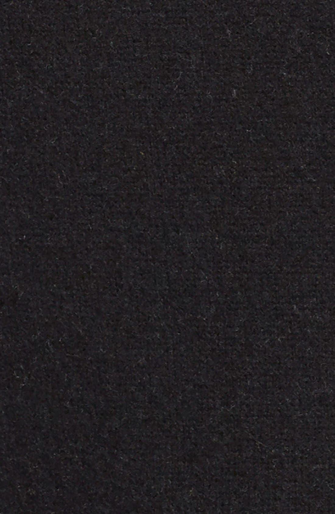 ,                             Best Boyfriend Brushed Hacci Lounge Pants,                             Alternate thumbnail 8, color,                             BLACK