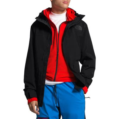The North Face Cypress Water Repellent Hooded Jacket, Black