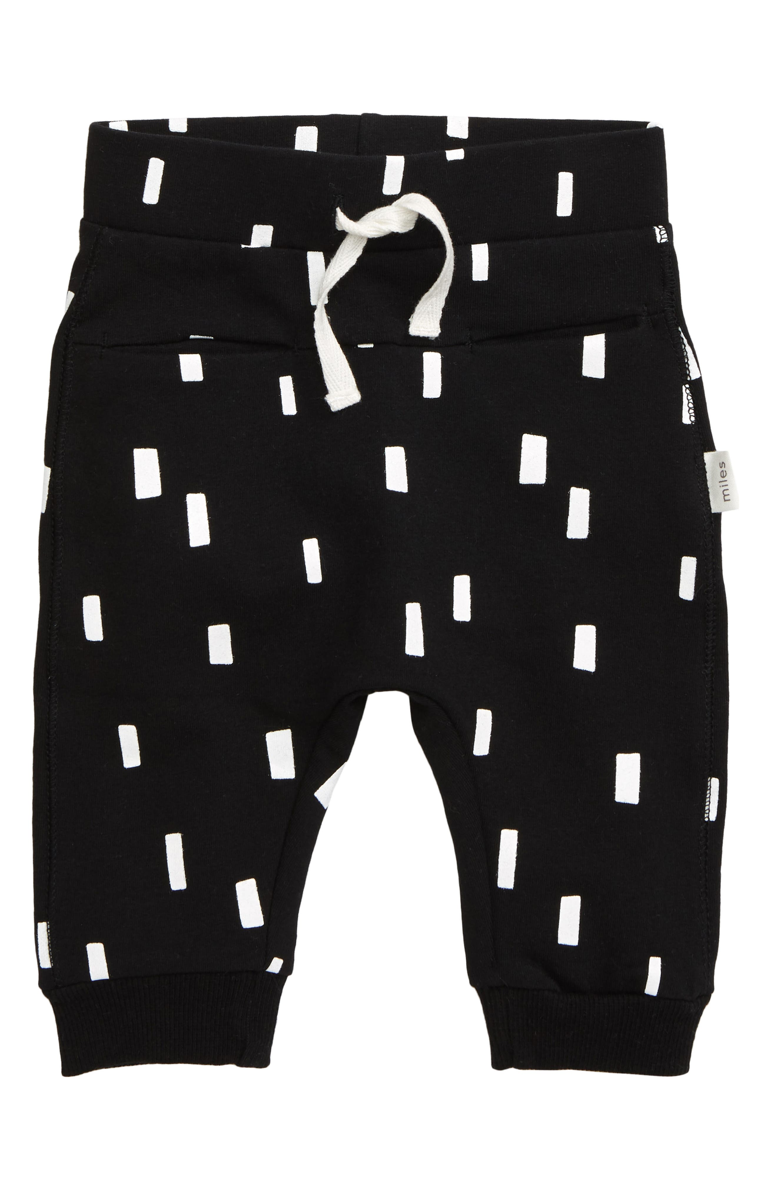 Infant Girls Miles Baby Graphic Jogger Pants
