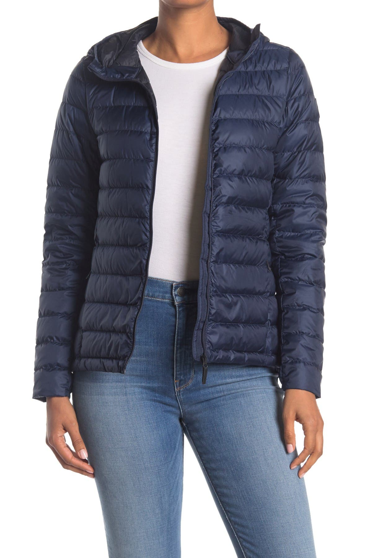 Image of Lole Emeline Hooded Down Puffer Jacket