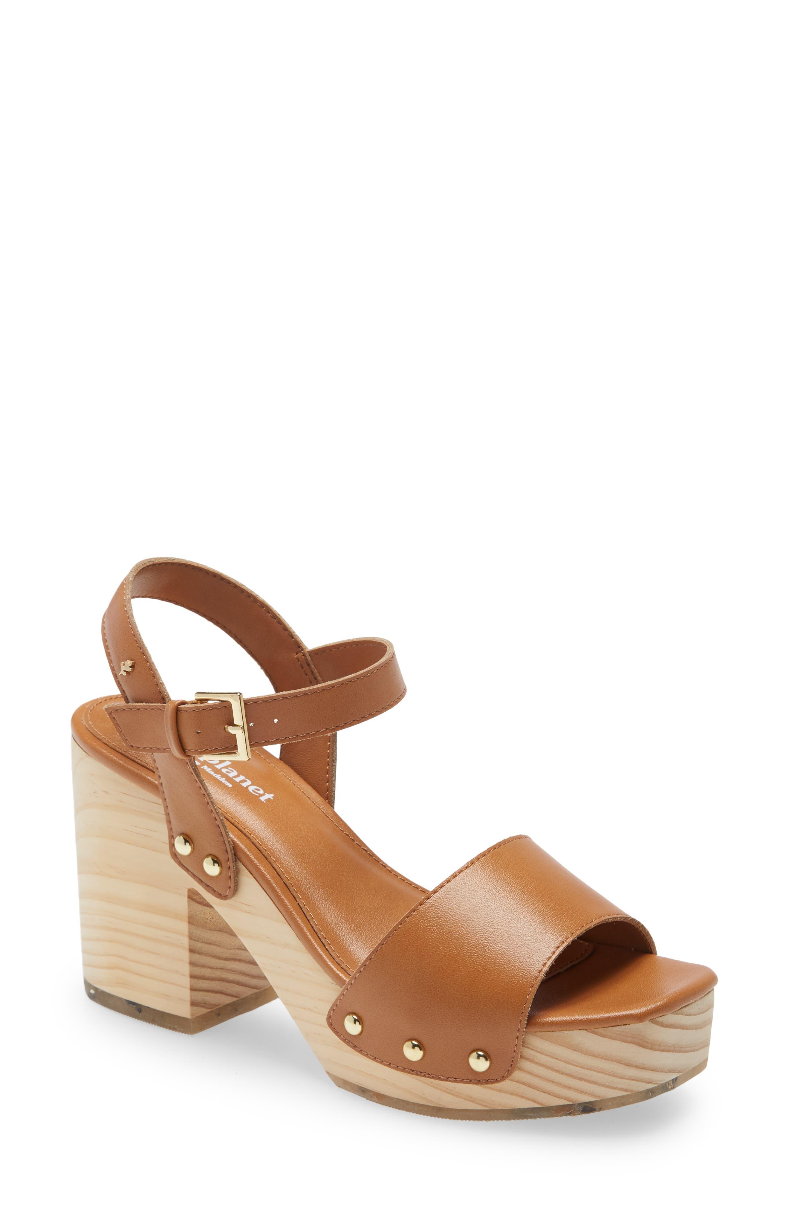 Rubyy Platform Sandal