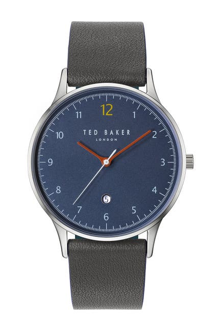 Image of Ted Baker London Men's Ethan Quartz Analog Watch, 40mm