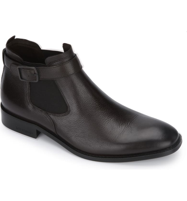 KENNETH COLE NEW YORK Kenneth Cole The Mover Chelsea Boot, Main, color, BLACK