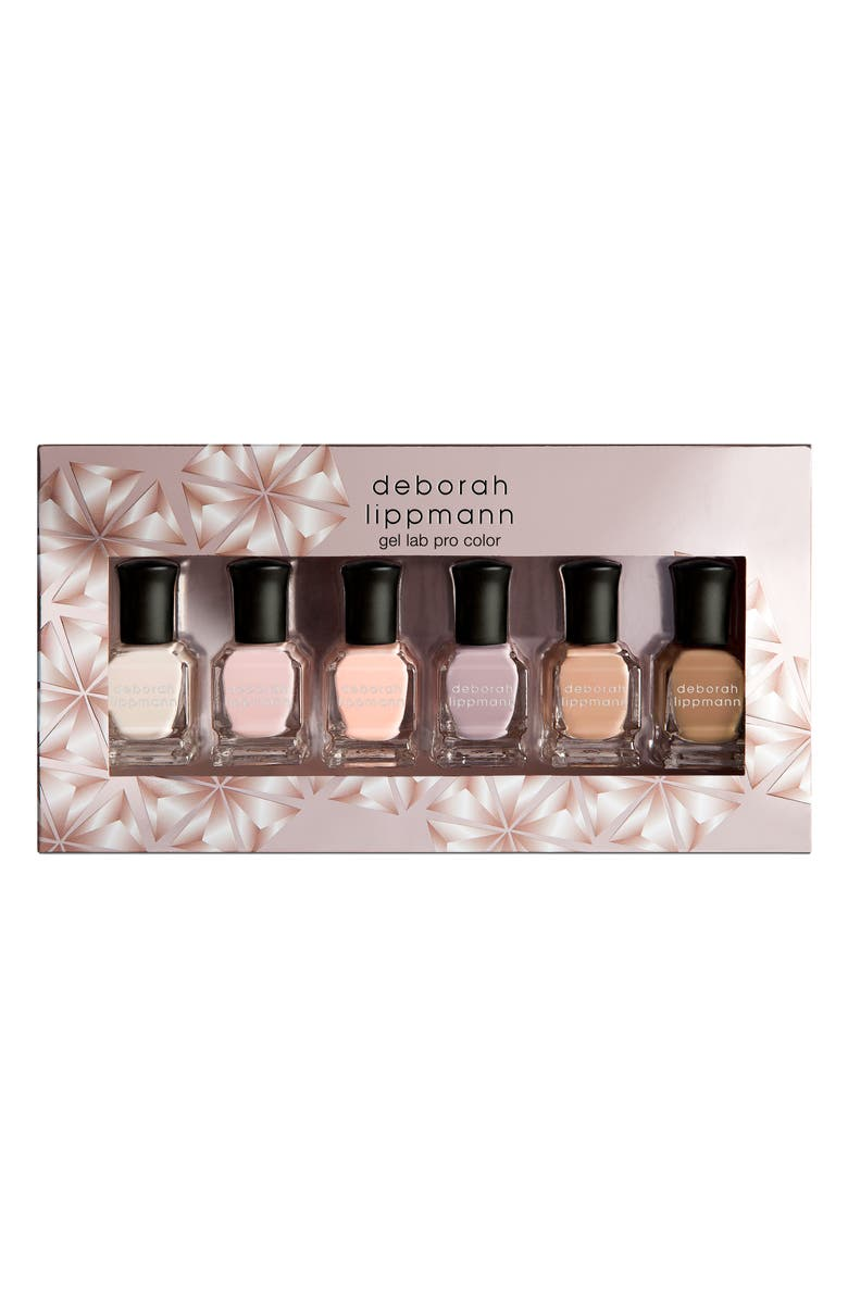DEBORAH LIPPMANN Undressed Gel Lab Pro Nail Color Set, Main, color, 000