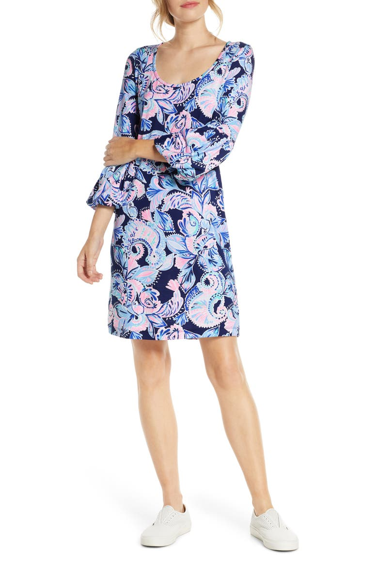 Lilly Pulitzer Carlile T Shirt Dress