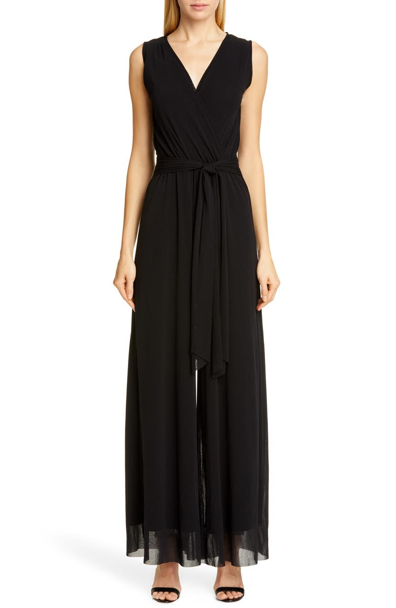 Wide Leg Jumpsuit by Fuzzi