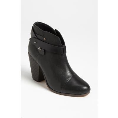 Rag & Bone Harrow Leather Boot - Black