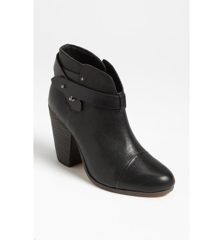 RAG & BONE Harrow Leather Boot, Main, color, 001