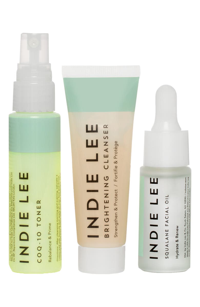 INDIE LEE Travel Size Discovery Set, Main, color, NO COLOR