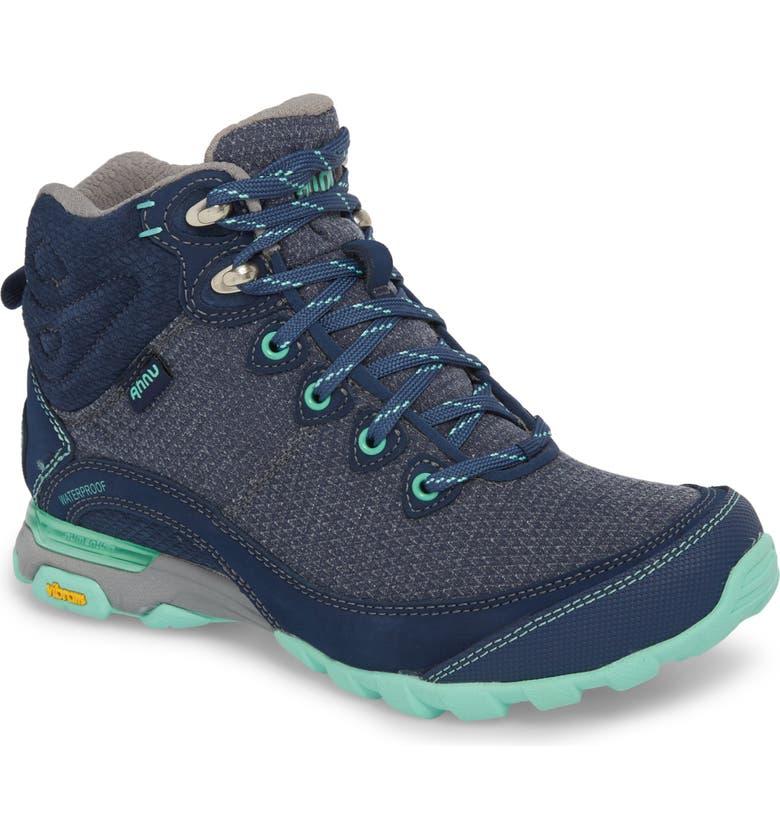 Ahnu By Teva Sugarpine II Waterproof Hiking Boot Women