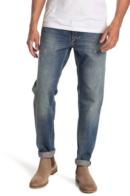 Image of Diesel Larkee Straight Leg Jeans