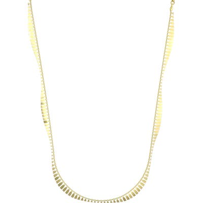 Bony Levy Cleo 14K Gold Necklace (Nordstrom Exclusive)