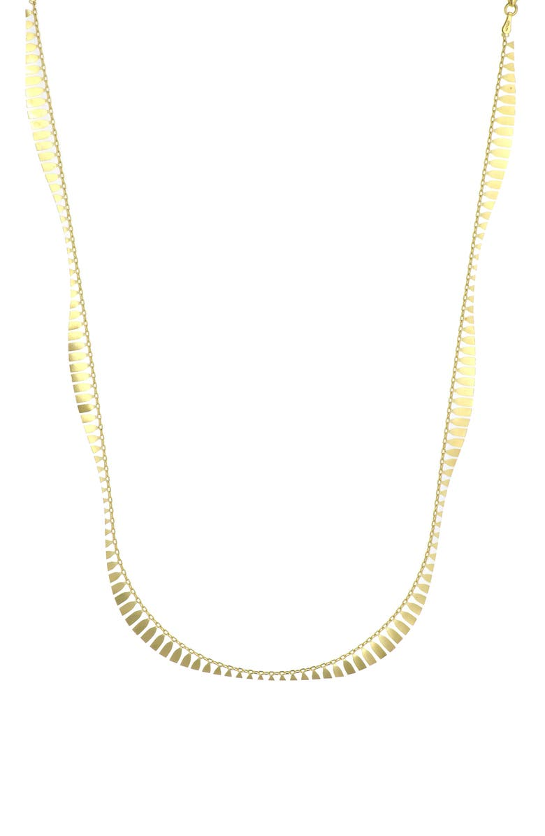 BONY LEVY Cleo 14K Gold Necklace, Main, color, YELLOW GOLD
