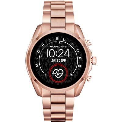 Michael Michael Kors Bradshaw 2 Bracelet Smart Watch, 4m