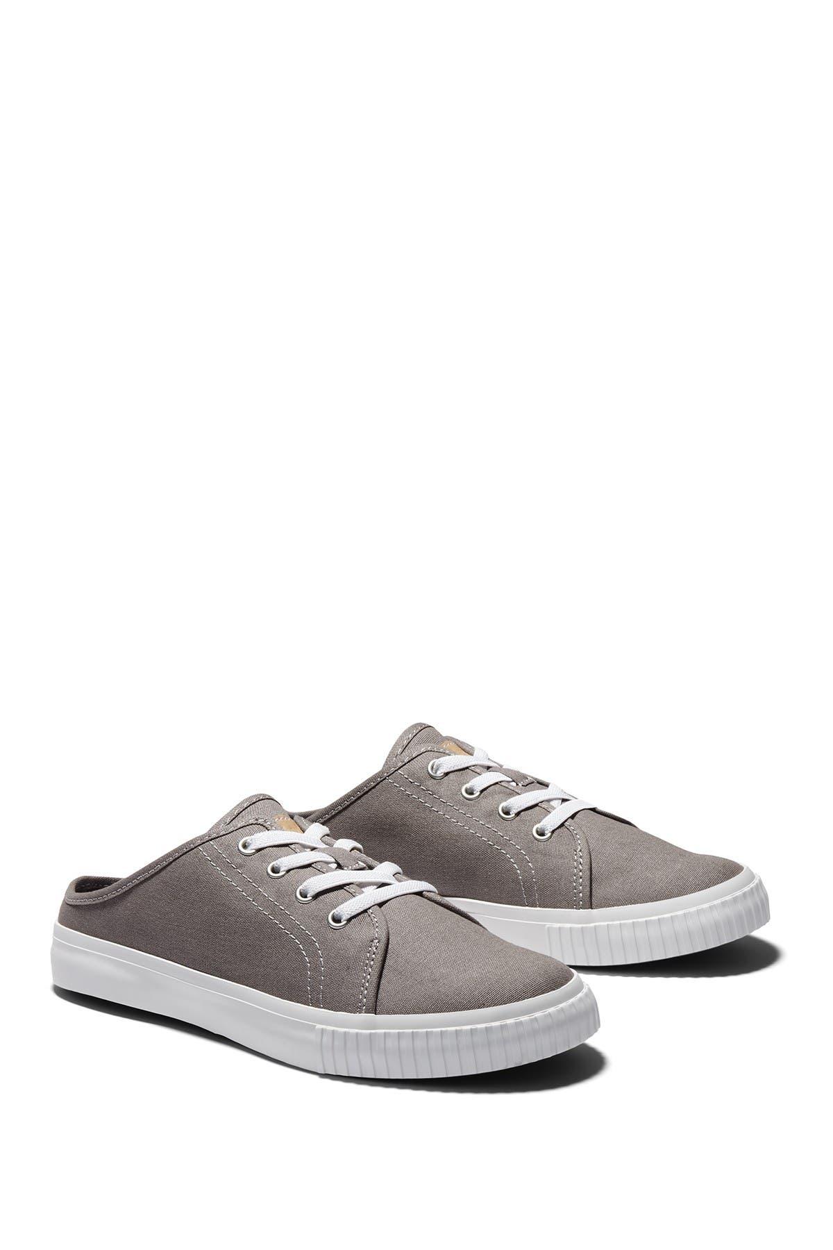 Skyla Bay Canvas Mule Sneaker