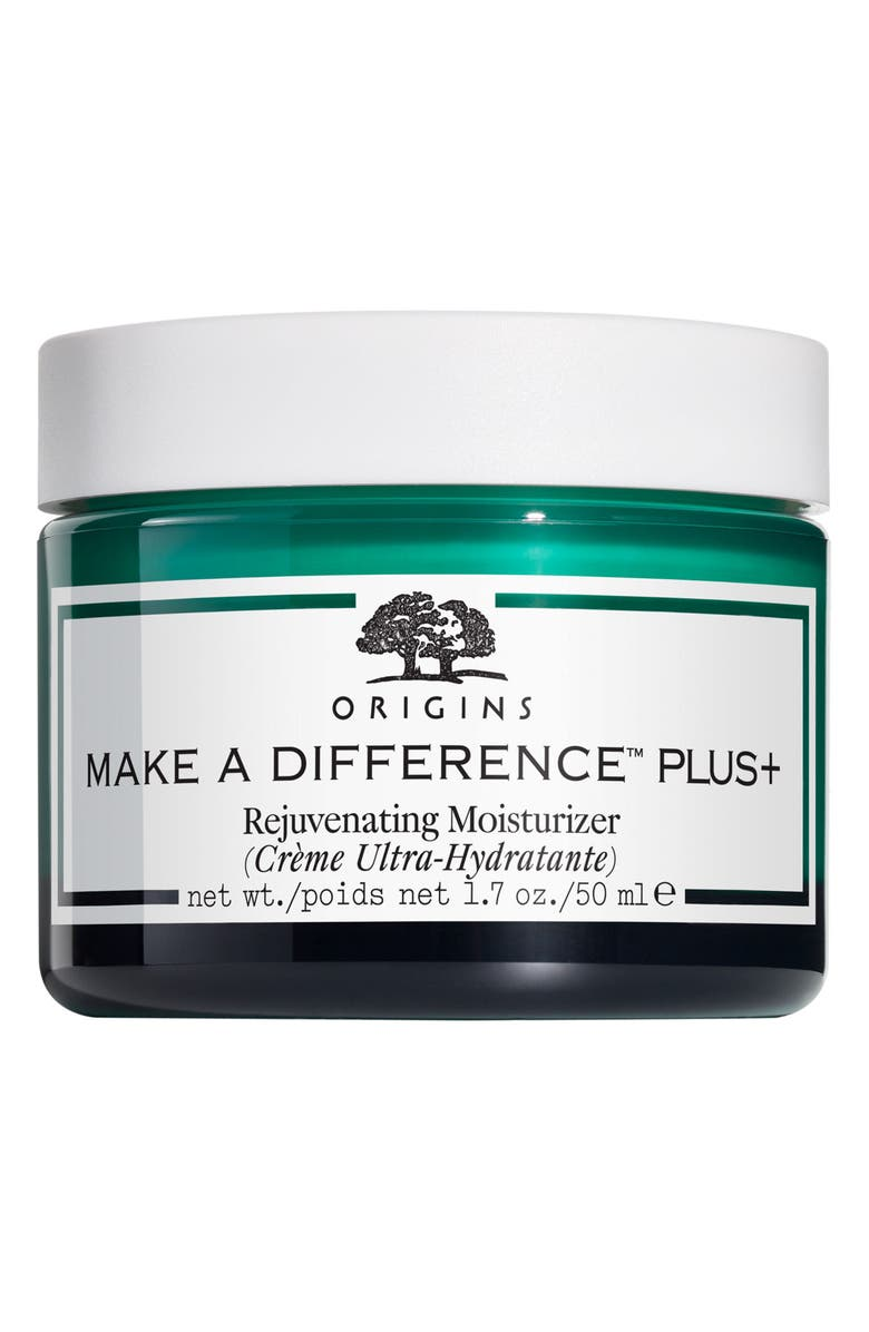 ORIGINS Make A Difference<sup>™</sup> Plus+ Rejuvenating Moisturizer, Main, color, NO COLOR