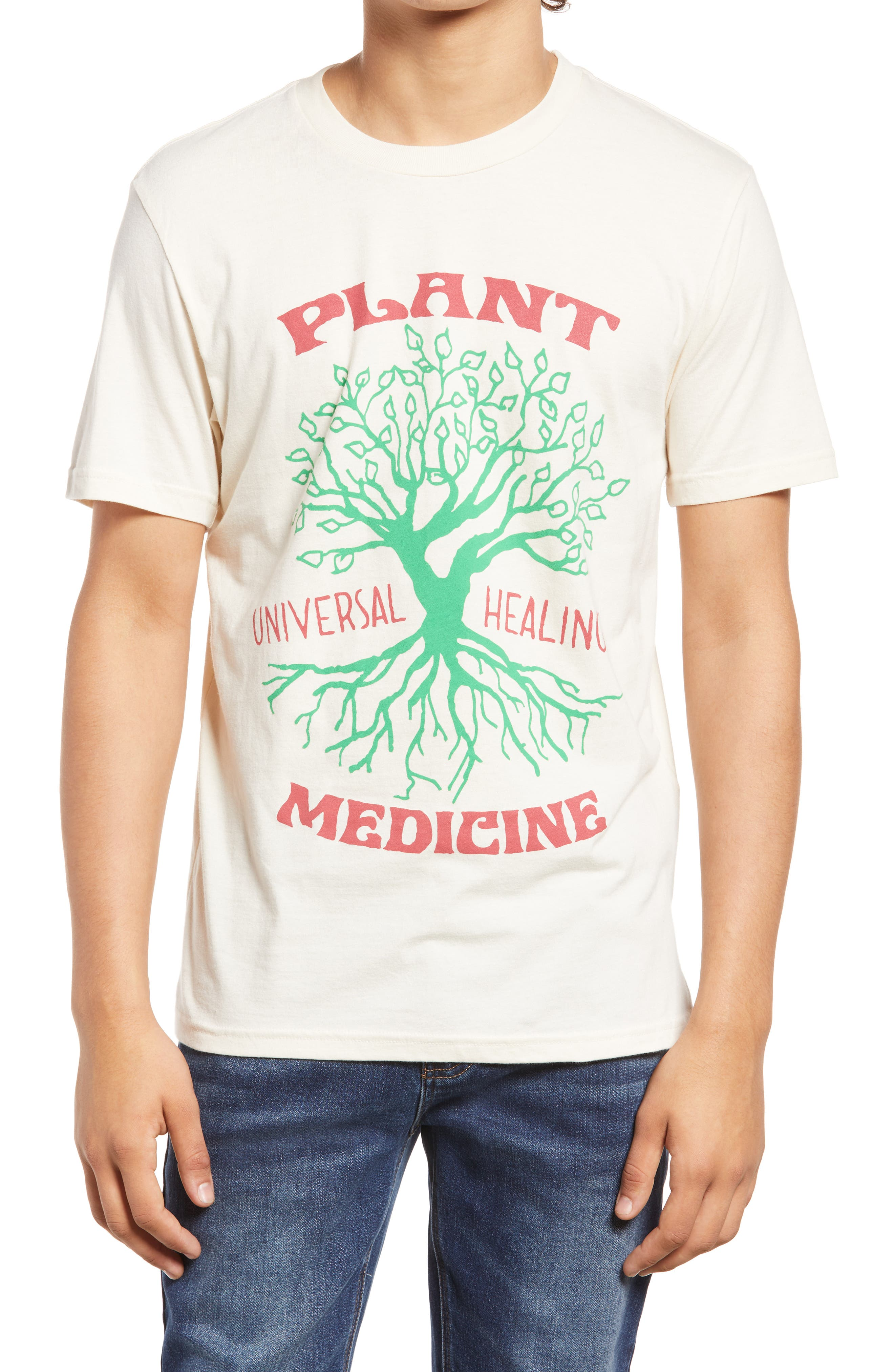 Men's Plant Medicine Graphic Tee