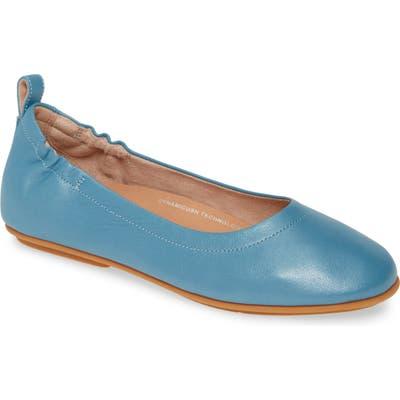 Fitflop Allegro Ballet Flat- Blue
