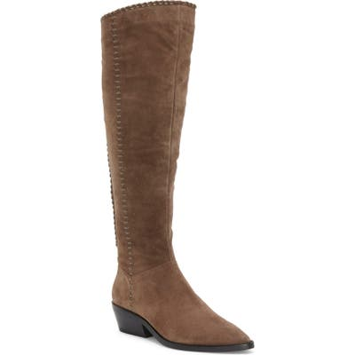1.state Sage Over The Knee Boot- Beige