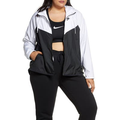 Plus Size Nike Sportswear Windrunner Jacket