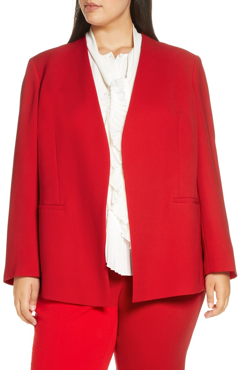 LAFAYETTE 148 NEW YORK Miranda Jacket, Main, color, 644