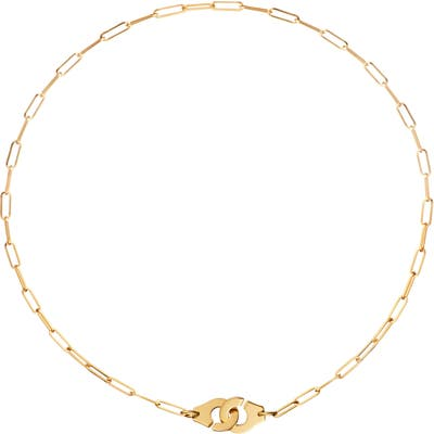 Dinh Van Menottes Necklace