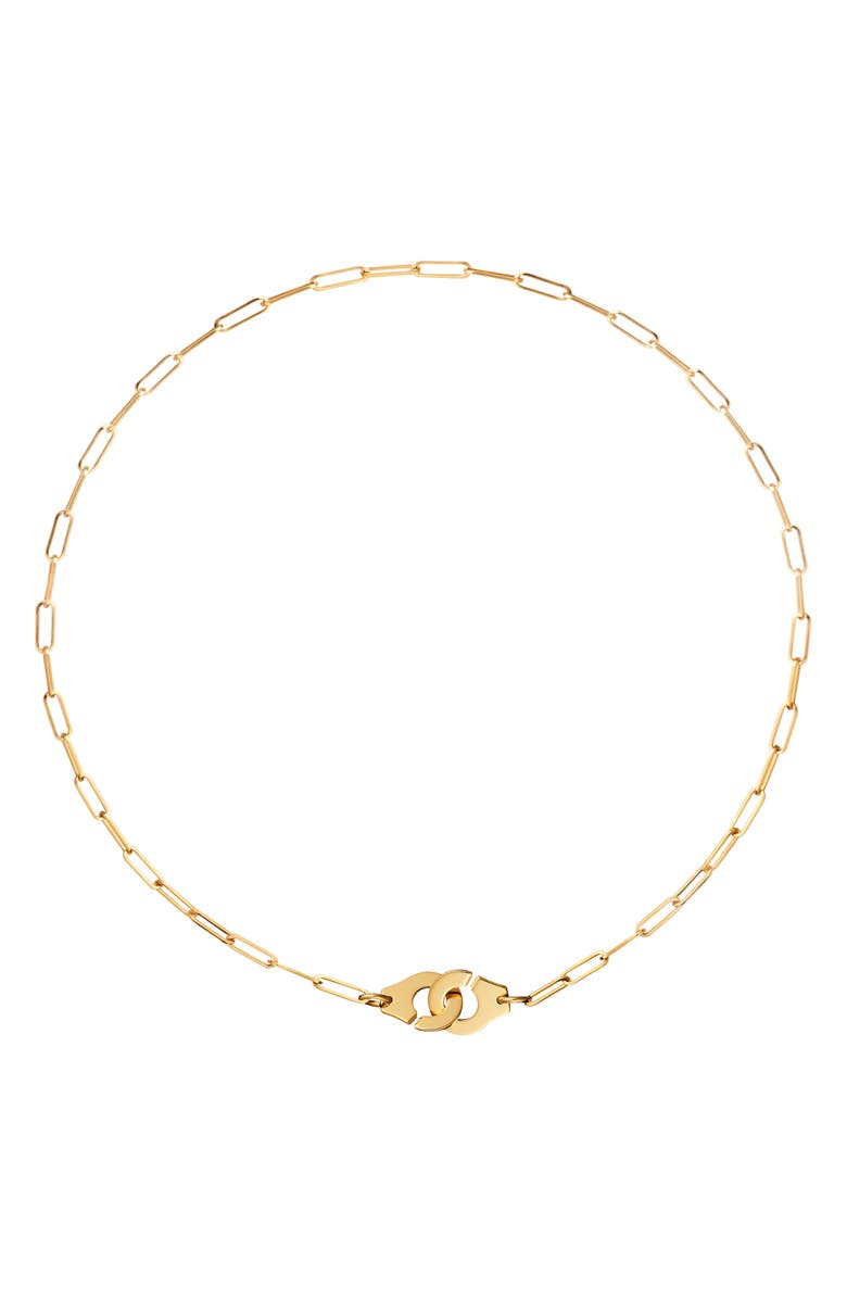 DINH VAN Menottes Necklace, Main, color, 710
