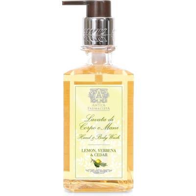 Antica Farmacista Lemon, Verbena & Cedar Hand Wash