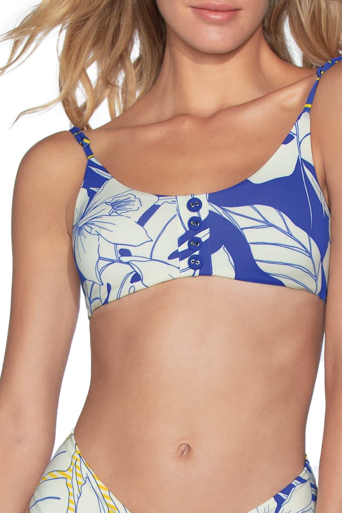 Image of Maaji Vacation Lodge Bralette Bikini Top