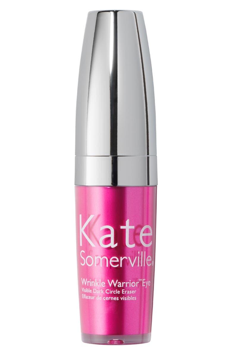 KATE SOMERVILLE<SUP>®</SUP> Wrinkle Warrior Eye Gel Visible Dark Circle Eraser, Main, color, NO COLOR