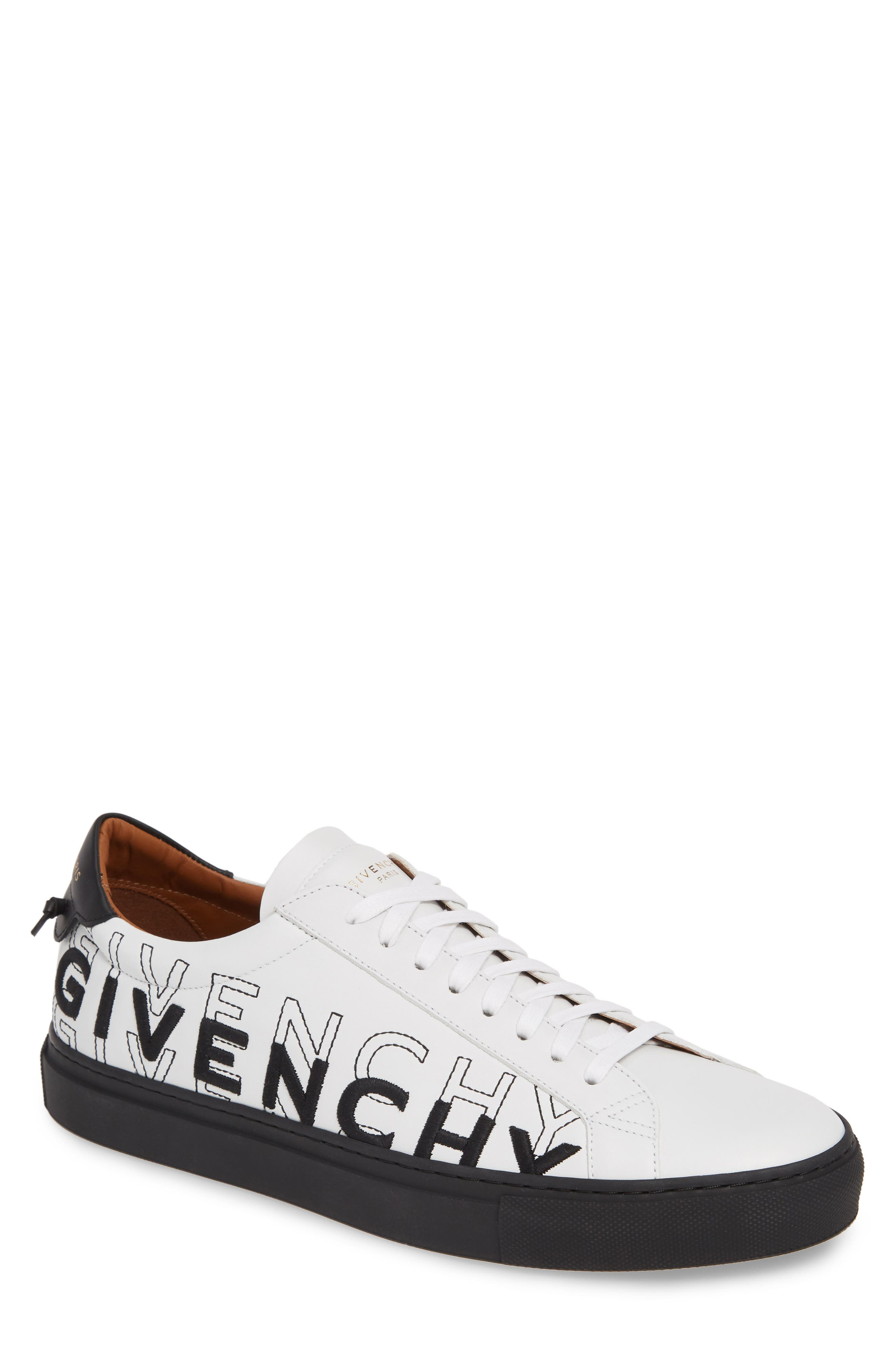 Givenchy Logo Urban Street Sneaker (Men