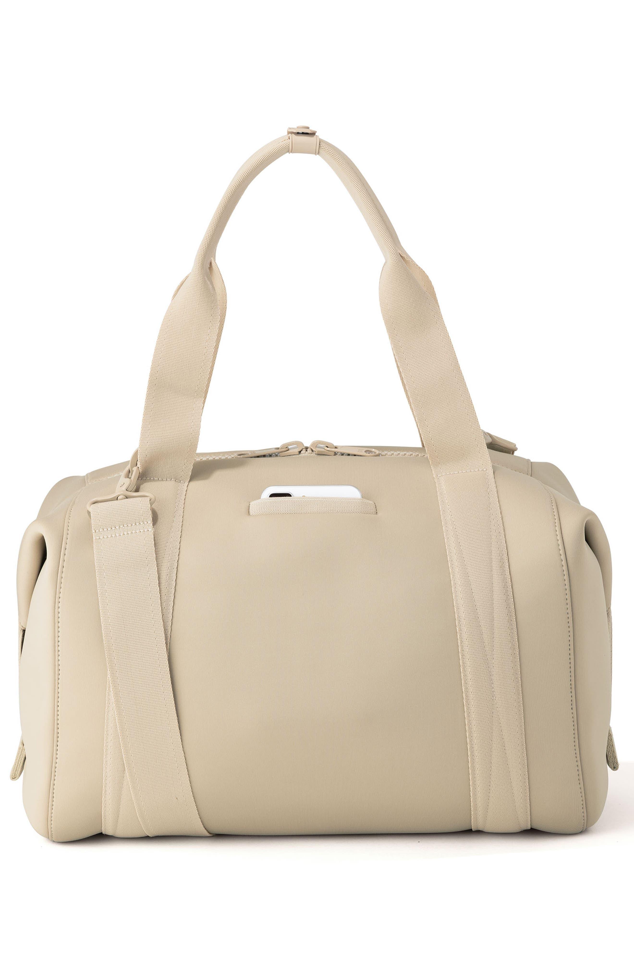 ,                             365 Large Landon Neoprene Carryall Duffle Bag,                             Alternate thumbnail 2, color,                             ALMOND LATTE