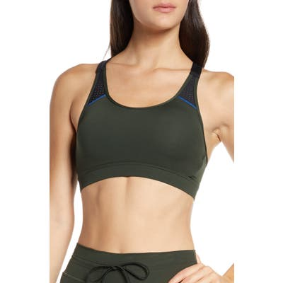 The Upside Army Ariel Sports Bra