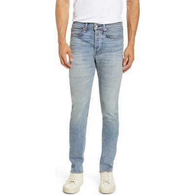 Rag & Bone Fit 1 Extra Skinny Fit Jeans, Blue