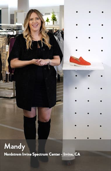 Cailey Perforated Loafer, sales video thumbnail