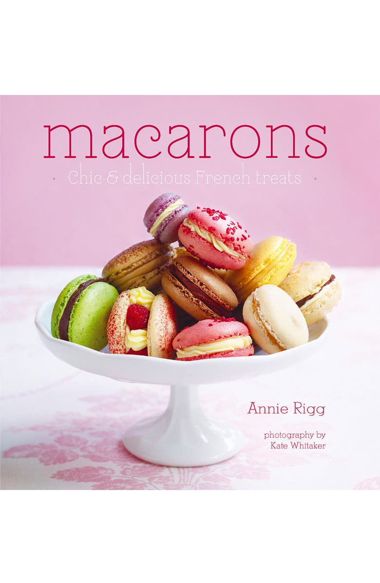 RYLAND PETERS & SMALL Annie Rigg 'Macarons' Cookbook, Main, color, 960