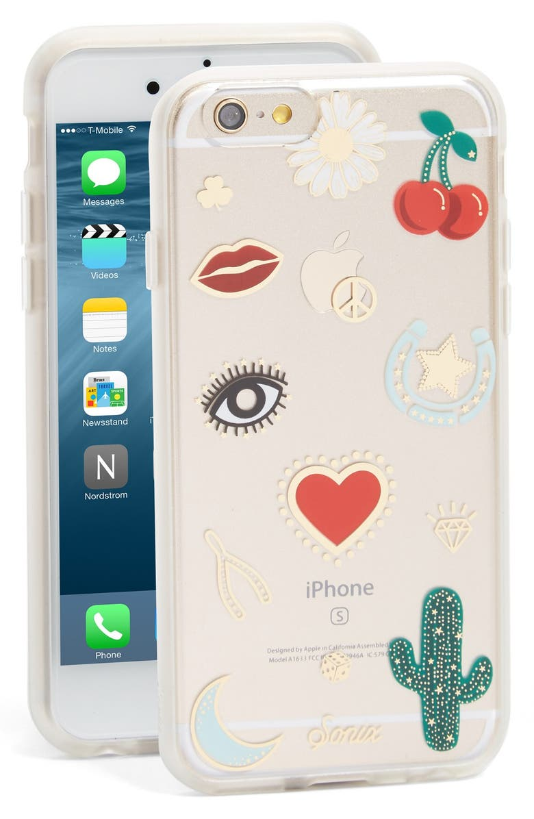 SONIX Wild West iPhone 6/6s Case, Main, color, 600
