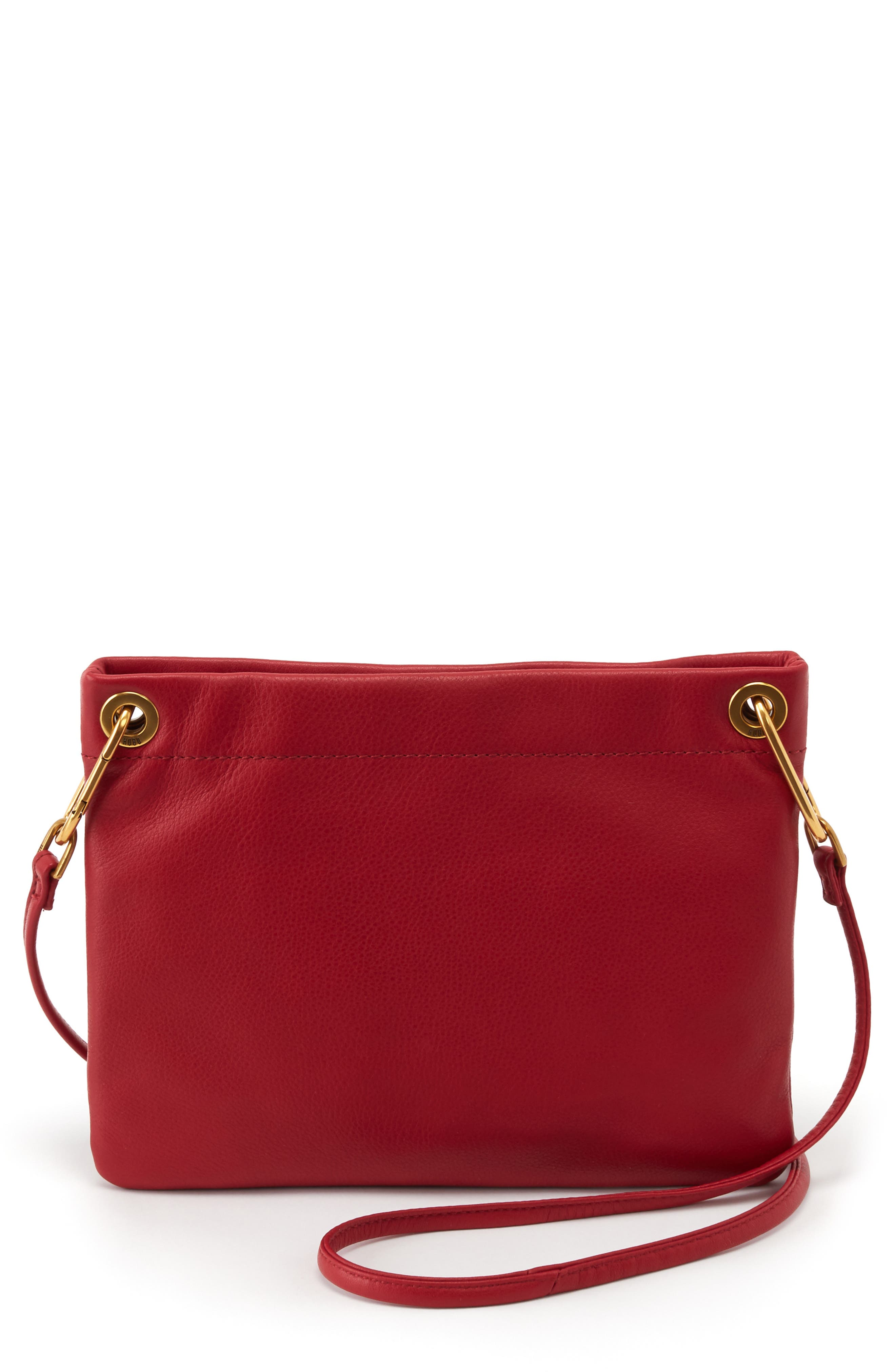 Every Convertible Leather Crossbody Bag