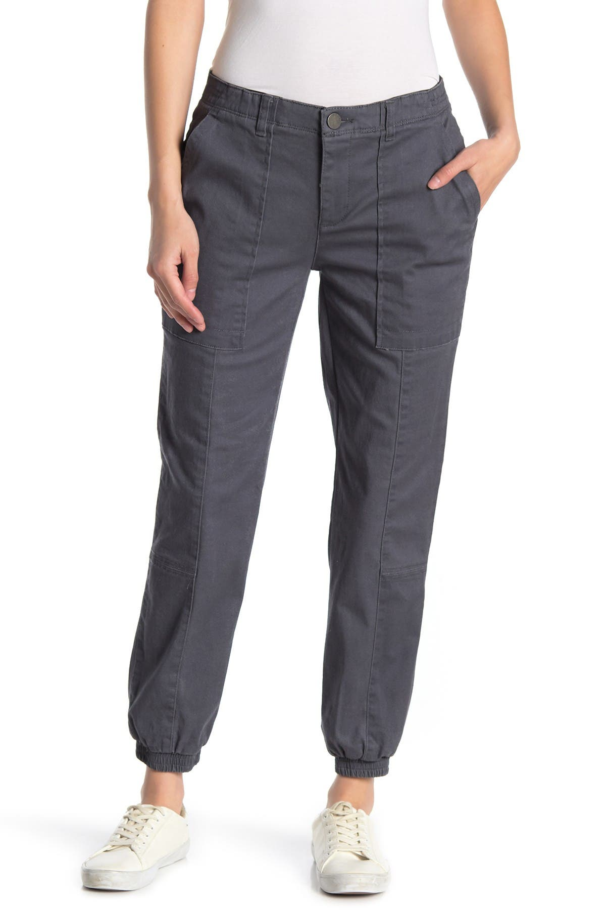 Image of Democracy Absolution High Rise Joggers