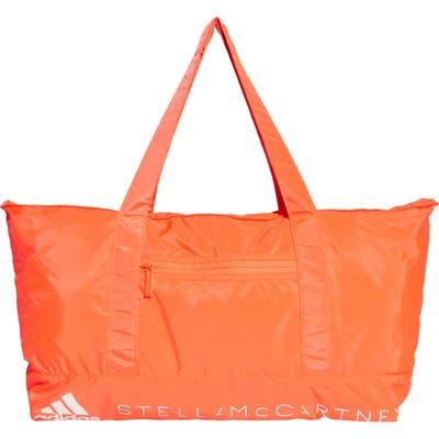 Adidas By Stella Mccartney Large Tote - Orange