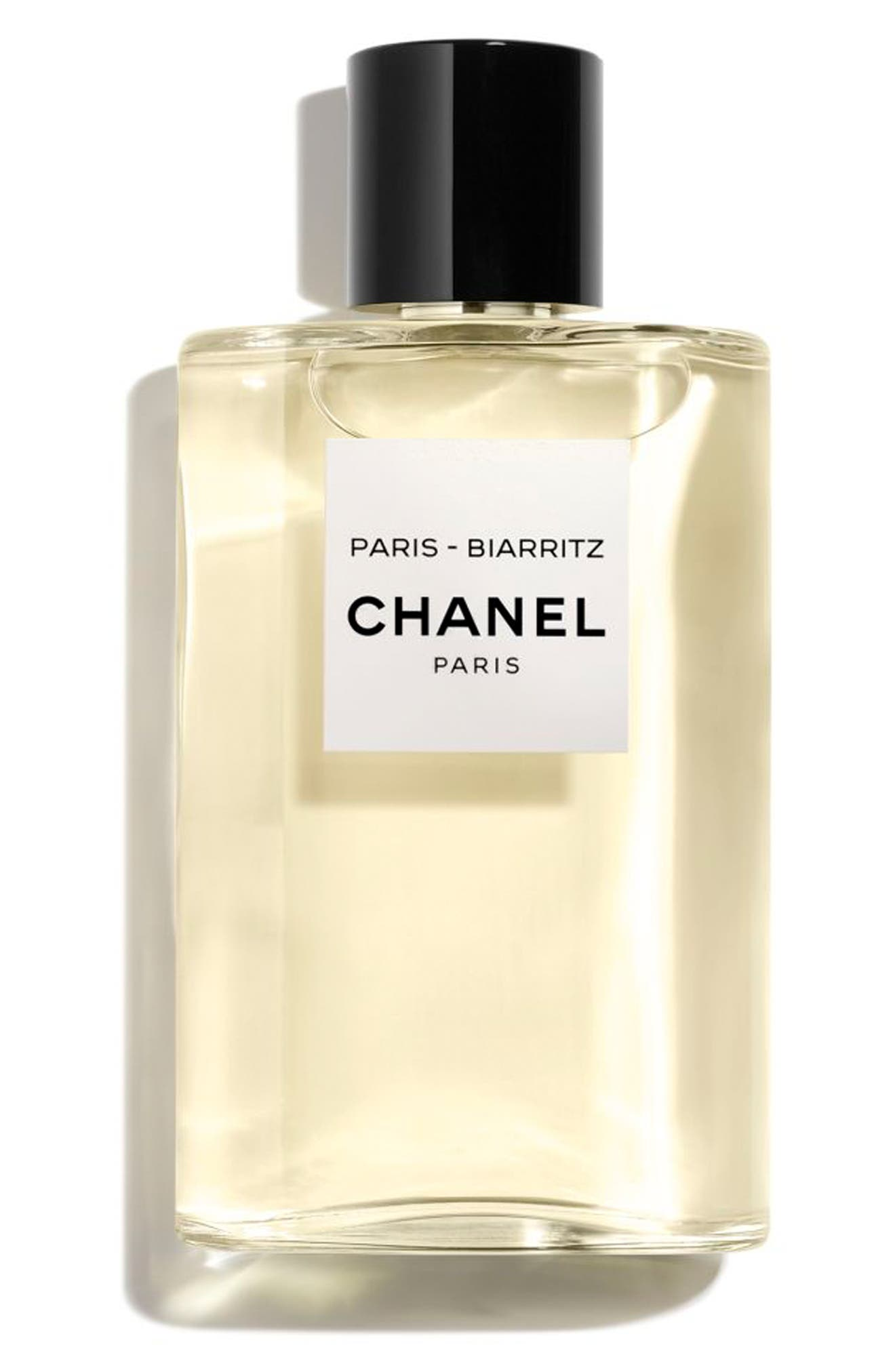 ,                             LES EAUX DE CHANEL PARIS-BIARRITZ Eau de Toilette,                             Main thumbnail 1, color,                             NO COLOR