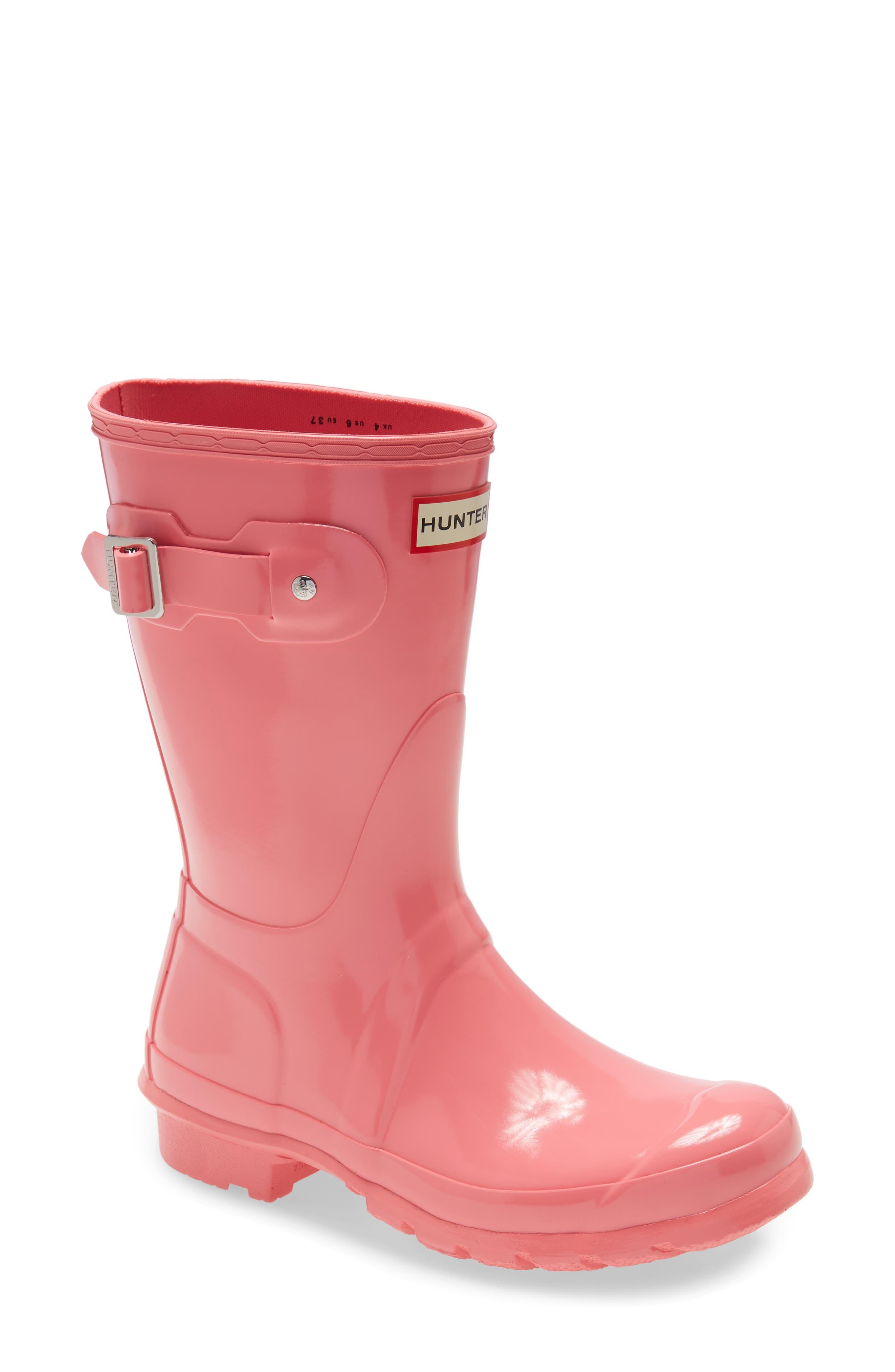 'Original Short' Gloss Rain Boot