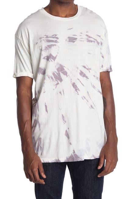 Image of The Laundry Room Tie Dye Oversized Sleep T-Shirt