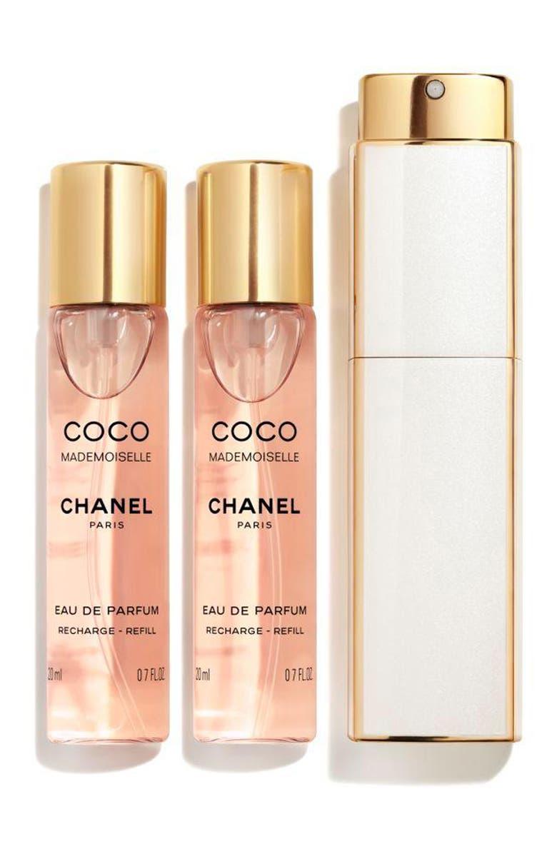 CHANEL COCO MADEMOISELLE <br />Eau de Parfum Twist & Spray Set, Main, color, NO COLOR
