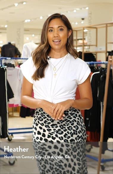 Cloud Jersey Femme Sleeve Sweater, sales video thumbnail