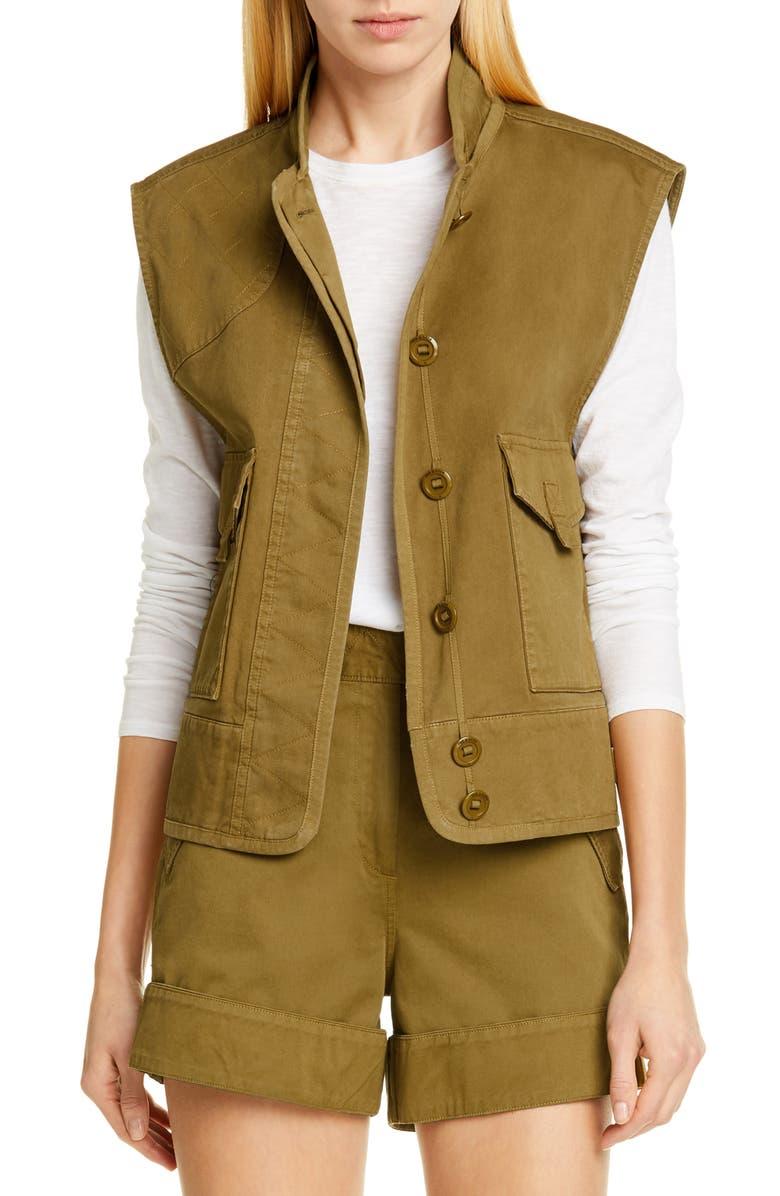 RAG & BONE Dexter Vest, Main, color, 200