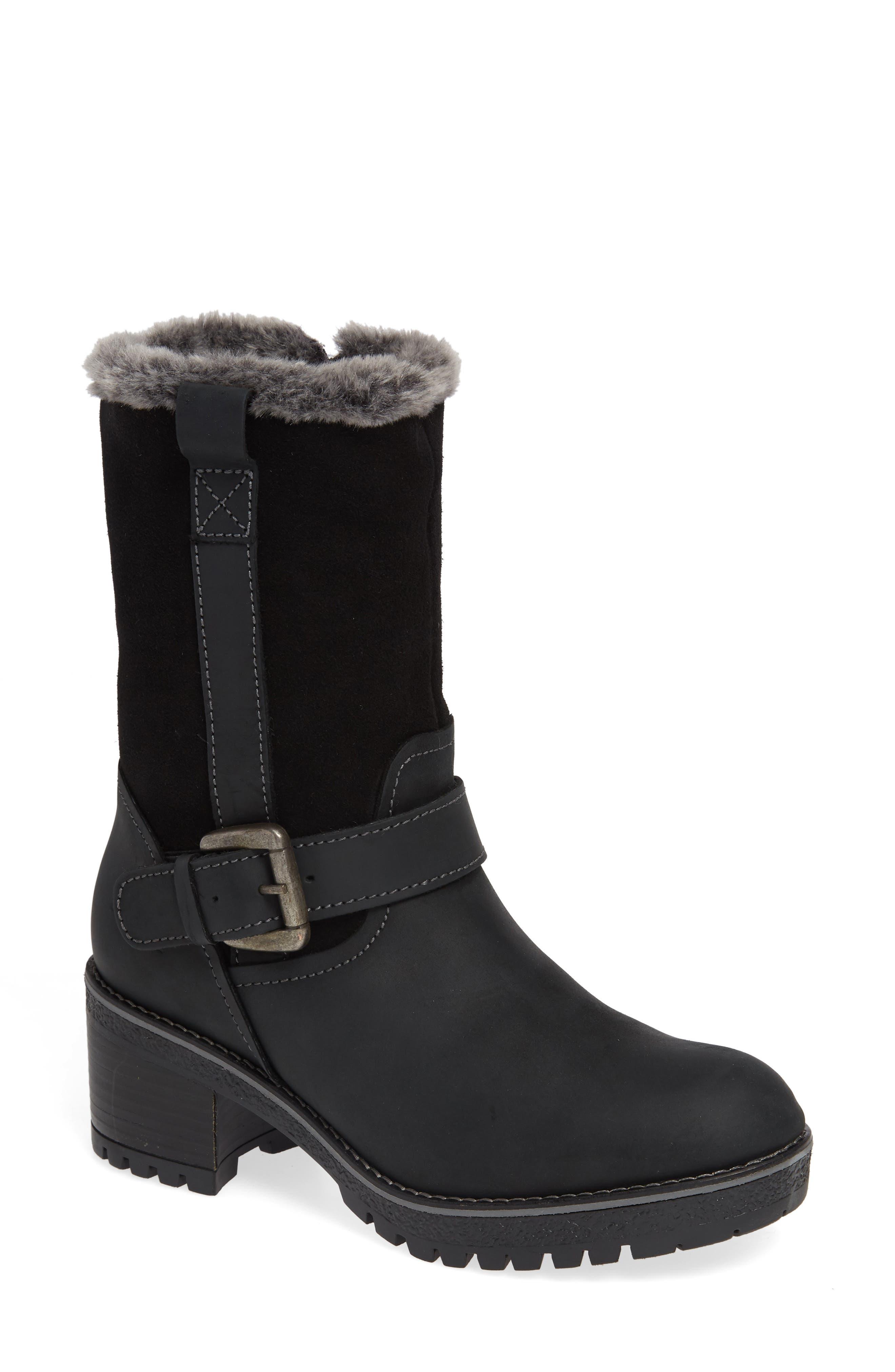 Bos. & Co. Maine Waterproof Boot, Black